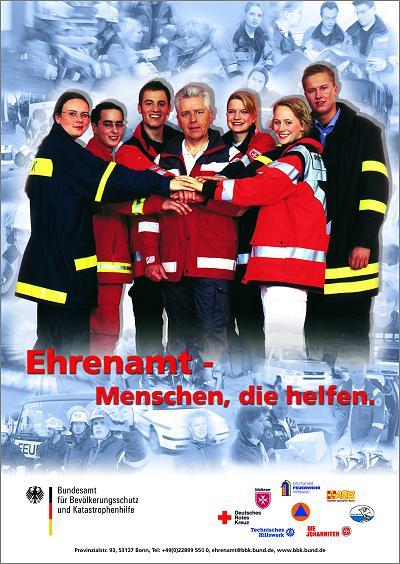 Feuerwehr - Ehrenamt