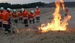 Ausbildung Flächenbrand