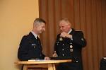 Hans-Heinrich Cohrs zum Ehrengemeindebrandmeister ernannt